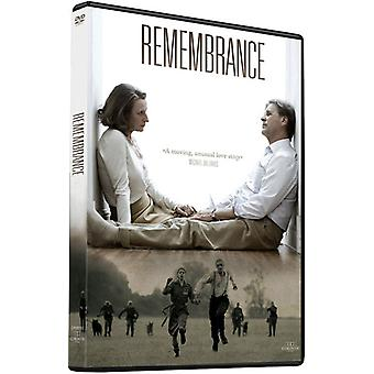 Remembrance [DVD] USA import