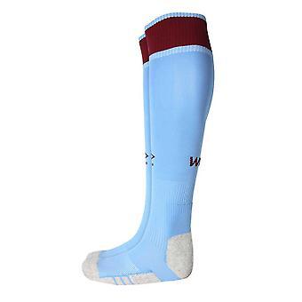2020-2021 West Ham Away Fotbal Sosete (Albastru) - Copii