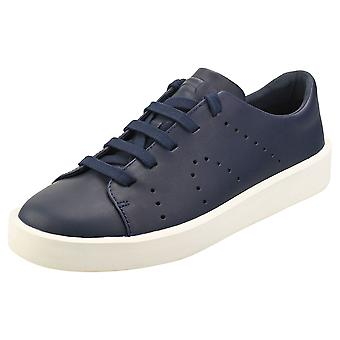 Camper Courb Mens Casual Trainers in Navy White