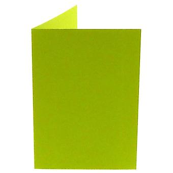 Papicolor Apple Green A6 Double Cards
