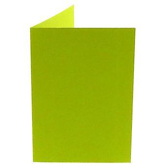Papicolor Apple Green A6 Doppelkarten
