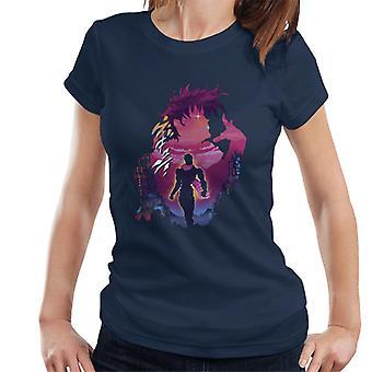 Joseph Joestar Silhouette Frauen's T-Shirt