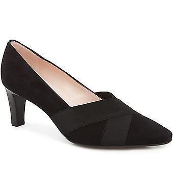 Peter Kaiser Womens Heeled Court Shoe
