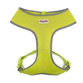 Ancol Comfort Mesh Dog Harness - Grande - Hi-Viz Giallo