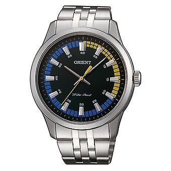 Orient Contemporary Watch SQC0U005F0 - Stainless Steel Gents Quartz Analogue