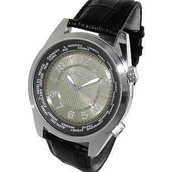 HEINRICHSSOHN Gdansk Silver HS1003S heren horloge