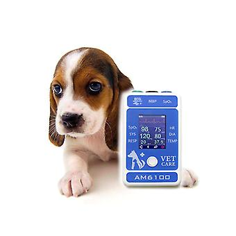 Digital NIBP SpO2 PR ECG Monitor cu Bluetooth Portabil Animal Pulse Oximeter Pet Instrumente chirurgicale