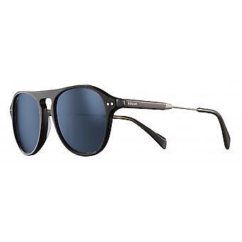 Sunglasses Unisex Cat.3 matt black/black (JSL18891148)