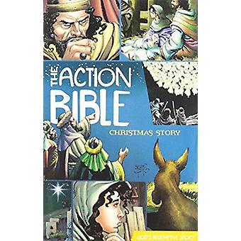 The Action Bible - Christmas Story by David C Cook Publishing Company