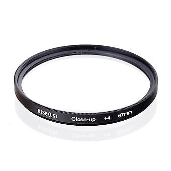 Close Up Macro Filter +1 +2 +4 +10 Close-up  For Canon Nikon Sony Camera