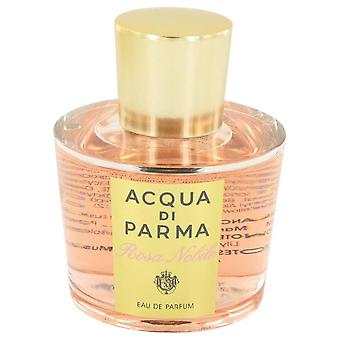 Acqua Di Parma Rosa Nobile Eau De Parfum Spray (Tester) By Acqua Di Parma 3.4 oz Eau De Parfum Spray