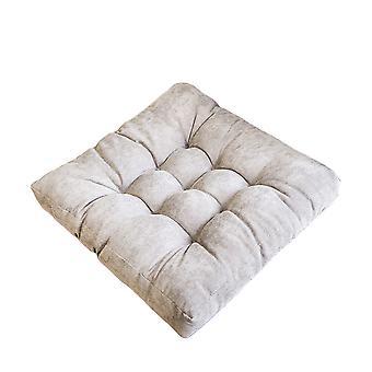 כרית כיסא, כרית מושב קורדרוי מעובה, נוחות ורכות