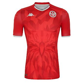 2020-2021 Tunisia Vieraspaita