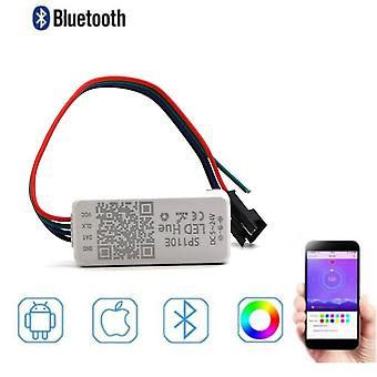 Sp 110e Bluetooth Pixel Light-controller, Ws2811/ws2812b/ws2812 Dimmer Sk6812