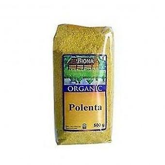 بيونا-عصيدة من دقيق الذرة العضوية 500 غرام