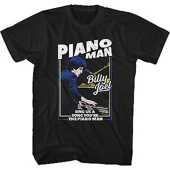 Sing Us A Song You're The Piano Man Billy Joel T-paita