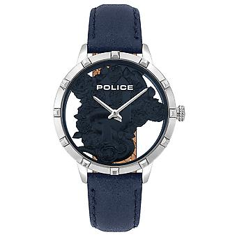 السيدات ووتش الشرطة PL16041MS.03، كوارتز، 36mm، 3ATM