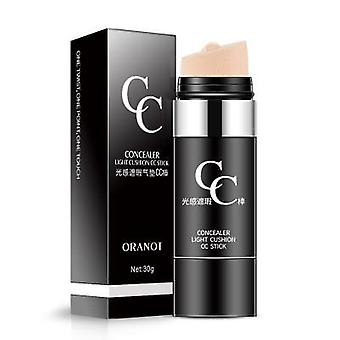 Concealer Cc Stick Moisturizes And Brightens Skin Tone, Isolates, Non-blocking