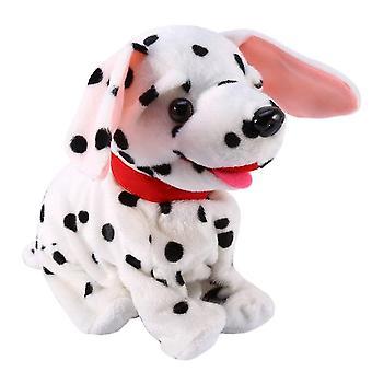 Controllo del suono Cani elettronici- Animali domestici elettronici interattivi Cane robot, corteccia