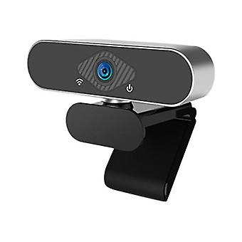 Usb Webcam, Camera Ultra Wide Angle, Auto Focus With Built-in Microphone