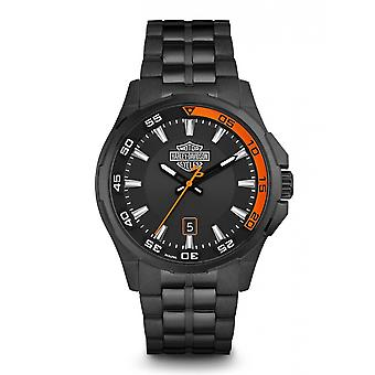 Harley Davidson 78B141 Men's Dashboard Wristwatch