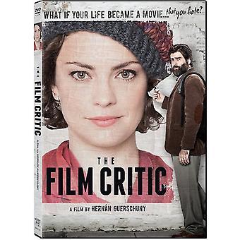 Film Critic [DVD] USA import
