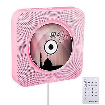 Creative Cd Player Wall-mounted Bluetooth Portable Home Audio Boombox With