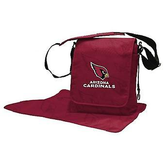 Arizona Cardinals NFL LilFan Diaper Messenger Bag