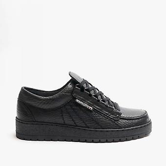 Mephisto Rainbow Mamouth Mens Leather Originals Shoes Black