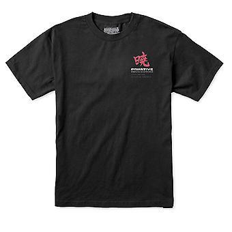 Primitive Skate x Naruto Kakuzu T-Shirt Black