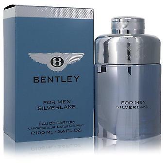 Bentley silverlake eau de parfum spray by bentley 100 ml