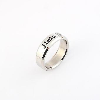 Fiúk Titán acél gyűrűk szett