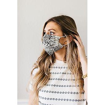 Hadej kože Saténová tvárová maska