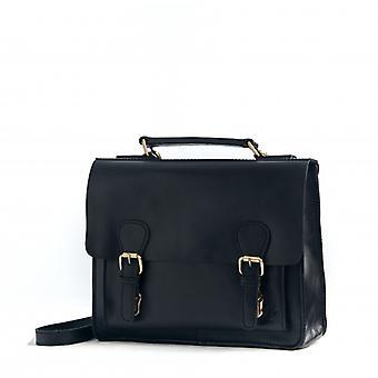 Le Téméraire (S) - Black - Smooth Leather
