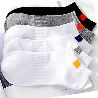 Summer Cotton Fashion Breathable Man Boat Comfortable Casual Socks