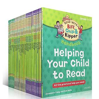 1-3 Level Oxford Reading Hand Book
