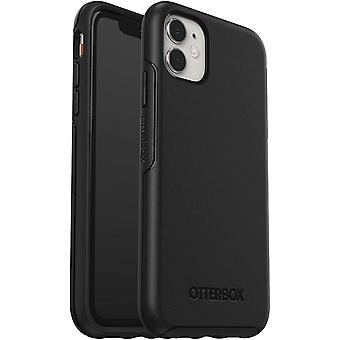 OtterBox Symmetry Series, Sleek Protection for iPhone 11 - Black (77-62794)