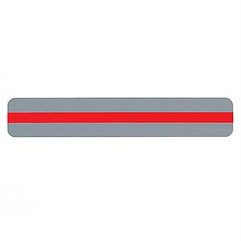 "Sentence Strip Reading Guide, 1.25"" X 7.25"", Red"