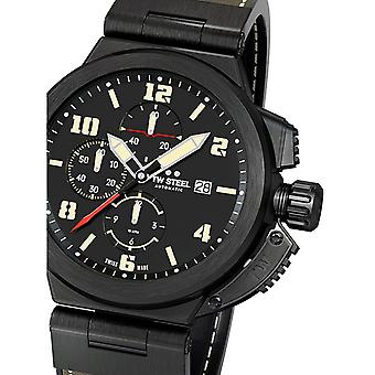 Mens Watch Tw-Steel ACE205, Automatic, 46mm, 10ATM