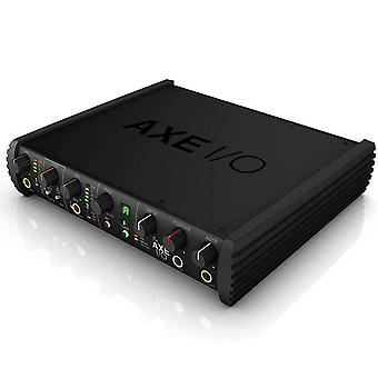 IK Multimedia AXE I/O Premium Audio Interface With Advanced Guitar Tone Shaping
