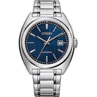 Reloj de hombre Ciudadano NJ0100-71L, Automático, 42mm, 10ATM