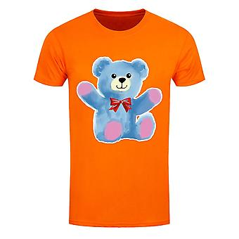 Grindstore Unisex Adult Cuddly Assassin Killer Bear T-Shirt