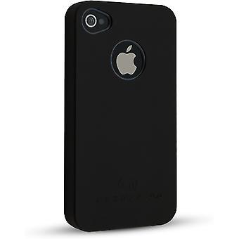 Technocel Exo Shield Case for the Apple iPhone 4 - Black