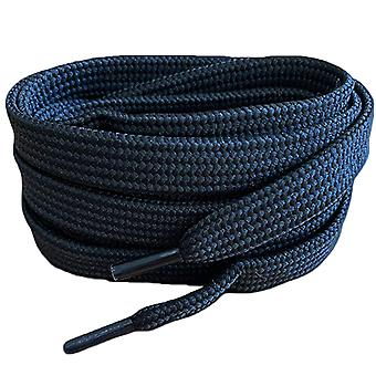 Black Flat Trainer Shoelaces Laces