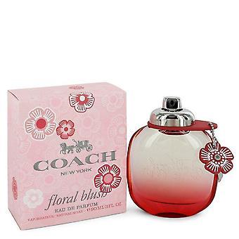 Coach Floral Blush Eau De Parfum Spray Da Coach 3 oz Eau De Parfum Spray