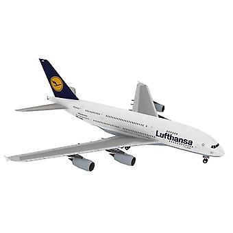 A380 Aircraft Diy 3d Paper Card Model