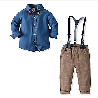 Chemise de vêtements de robe de costumes d'enfants