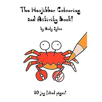 The Hexjibber Colouring and Activity Book by Andy Sykes - 97814303281