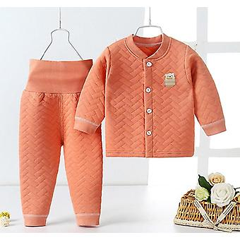 Baby Clothes Sets Winter Newborn Baby Clothing Long Sleeve Baby Pajamas
