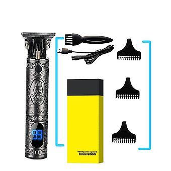 elektrisk hår kutte maskin skjegg trimmer barbermaskin